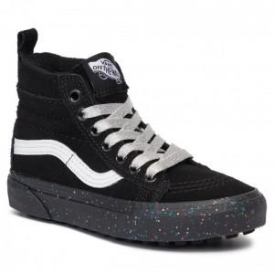 Vans Sneakers SK8-Hi Mte VN0A2XSNV3S1 (Mte) Glitter Sidewall/Blk [Outlet]
