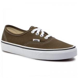 Vans Turnschuhe Authentic VN0A2Z5IV7D1 Beech/True White [Outlet]