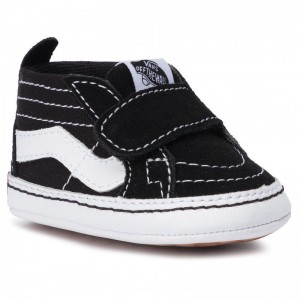 Vans Sneakers Sk8-Hi Crib VN0A346P6BT1 Black/True White [Outlet]