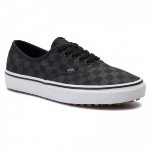 Vans Turnschuhe Authentic Uc VN0A3MU8V7X1 (Made Frthmkrs) Blkchkrbrd [Outlet]
