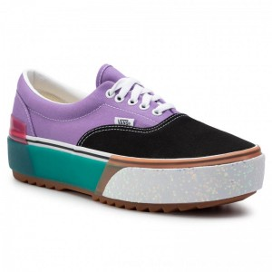 Vans Turnschuhe Era Stacked VN0A4BTOVYF1 (Confetti)Fairy Wrn/Seagr [Outlet]