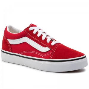 Vans Turnschuhe Old Skool VN0A4BUUJV61 Racing Race/True White