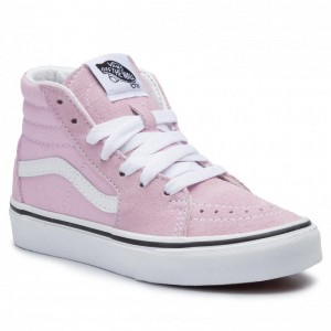 Vans Sneakers Sk8-Hi VN0A4BUWV3M1 Lilac Snow/True White [Outlet]