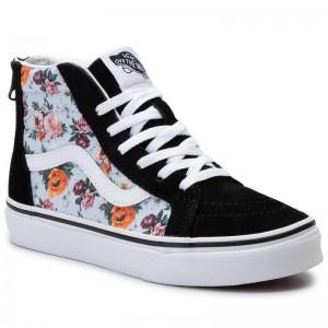 Vans Sneakers Sk8-Hi Zip VN0A4BUXV3F1 (Garden Floral) True Wht