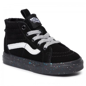 Vans Sneakers Sk8-Hi Zip VN0A4BV1V3S1 (Me) Glitter Sidewall/Blk
