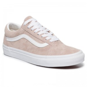 [BLACK FRIDAY] Vans Turnschuhe Old Skool VN0A4BV5V791 (Pig Suede)Shdw Gry/Trwht
