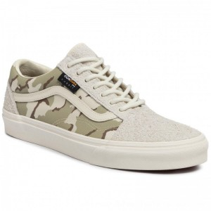 Vans Turnschuhe Old Skool VN0A4BV5VZK1 (Cordura)Whatsparagus/Cmo [Outlet]