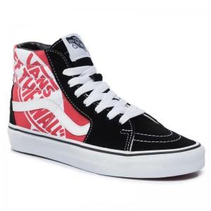 Vans Sneakers Sk8-Hi VN0A4BV6V3T1 (Otw Quarter) Hiscblktrwht [Outlet]