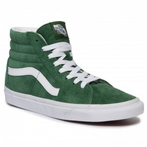 Vans Sneakers Sk8-Hi VN0A4BV6V761 (Pig Suede) Fairway/Tr Wht