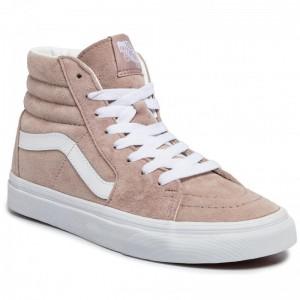 Vans Sneakers Sk8-Hi VN0A4BV6V791 (Pig Suede)Shdw Gry/Trwht [Outlet]