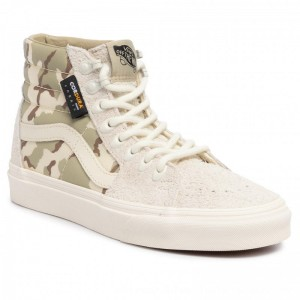 [BLACK FRIDAY] Vans Sneakers Sk8-Hi VN0A4BV6VZK1 (Cordura)Whatsparagus/Cmo