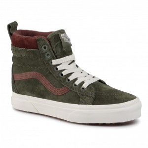 [BLACK FRIDAY] Vans Sneakers Sk8Hi Mte VN0A4BV7V401 (Mte) Deep Lichen Gr/Rt Br