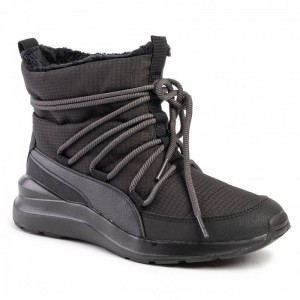 Puma Sneakers Adela Winter Boot 36986201 01 Black/Bridal Rose [Outlet]