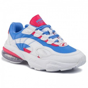 Puma Sneakers Cell Venom Shift 2 Wn's 370487 02 White/Blue Glimmer [Outlet]