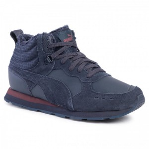[BLACK FRIDAY] Puma Sneakers Vista Mid Wtr 369783 04 Dark Sapphire/ Vineyard Wine