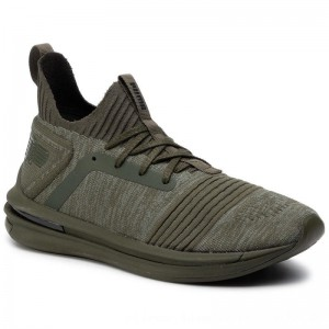 Puma Sneakers Ignite Limitless Sr Evoknit 190484 03 Forest Night [Outlet]