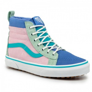 [BLACK FRIDAY] Vans Sneakers SK8-Hi Mte VN0A2XSNT3Z1 (Mte) Lilac Snow/Ultramarn