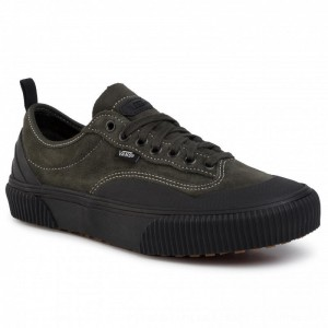 Vans Turnschuhe Destruct Sf VN0A4BTL4AY1 Forest Night/Black
