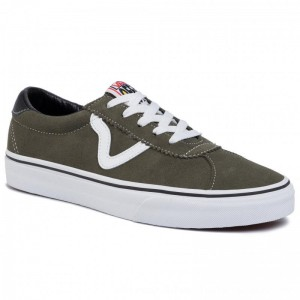 Vans Turnschuhe Sport VN0A4BU60FI1 Grape Leaf/True White [Outlet]