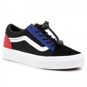 Vans Turnschuhe Old Skool VN0A4BUUTZ31 (Toggie Lace) Colorblckblk [Outlet]