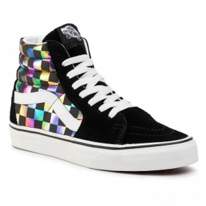 [BLACK FRIDAY] Vans Sneakers Sk8-Hi VN0A4BV6SRY1 (Iridescent Check) Blktrwt