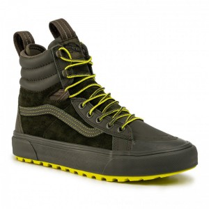 Vans Sneakers Sk8-Hi Boot Mte 2 VN0A4P3GTUC1 (Mte) Forestnight/Primrose [Outlet]