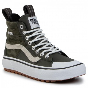 [BLACK FRIDAY] Vans Sneakers Ski8-Hi Mte 2.0 Dx VN0A4P3ITUI1 (Mte) Forest Night/Tr Wht