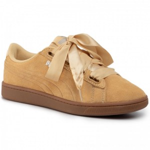 [BLACK FRIDAY] Puma Sneakers Vikky v2 Ribbon S 369726 04 Taos Taupe/Gum/Puma Silver