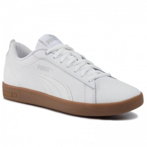 Puma Sneakers Smash Wns v2 L 365208 12 White/Gray Violet Gum [Outlet]
