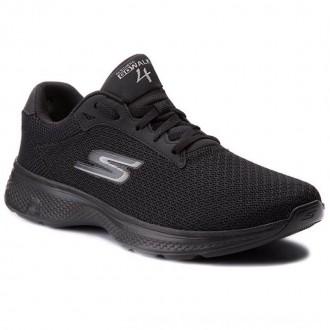 Skechers Schuhe Go Walk 4 54156/BBK Black [Outlet]