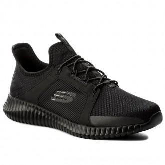 Skechers Schuhe Elite Flex 52640/BBK Black [Outlet]