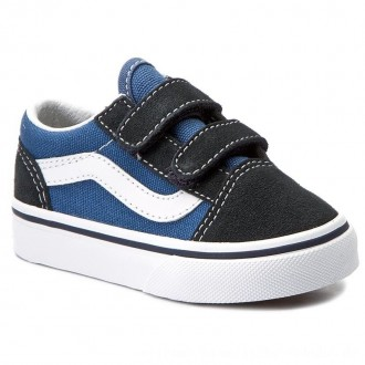 Vans Halbschuhe Old Skool V VN000D3YNVY Navy [Outlet]