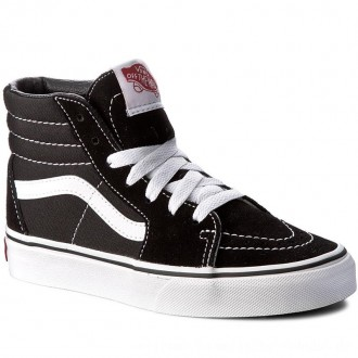 Vans Sneakers Sk8-Hi Vn000D5F6BT Black/True White [Outlet]