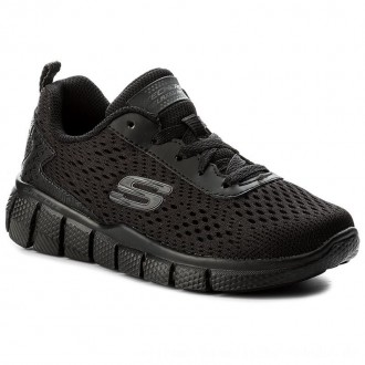 Skechers Halbschuhe Settle The Score 97371L/BBK Black