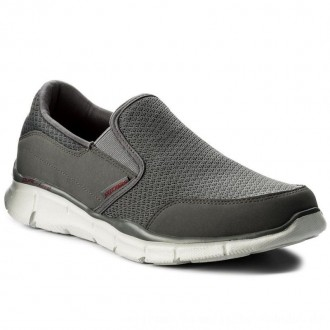 Skechers Halbschuhe Persistent 51361/CHAR Charcoal [Outlet]