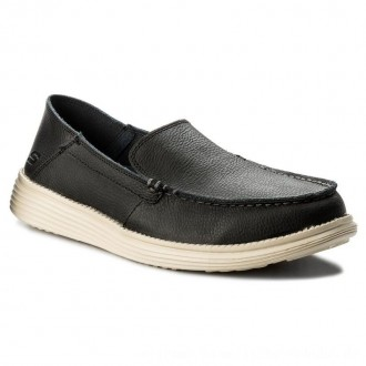 Skechers Mokassins Breson 65505/BLK Black [Outlet]