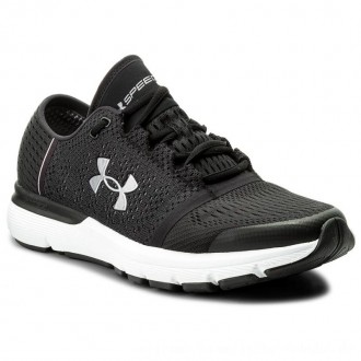 Under Armour Schuhe Ua Speedform Gemini Vent 3020661-001 Blk [Outlet]