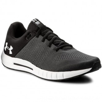 Under Armour Schuhe Ua Micro G Pursuit 3000011-102 Gry [Outlet]