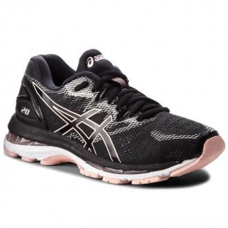 Asics Schuhe Gel-Nimbus 20 T850N Black/Frosted Rose 001 [Outlet]