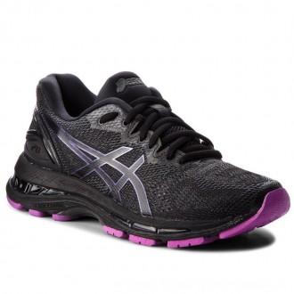 Asics Schuhe Gel-Nimbus 20 Lite-Show 1012A037 Black/Black 001 [Outlet]