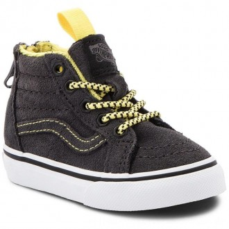 Vans Sneakers Sk8-Hi Zip VN0A32R3U4H1 (Mte) Yellow/Grey [Outlet]