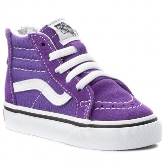 Vans Sneakers Sk8-Hi Zip VN0A32R34ME Heliotrope/True White [Outlet]