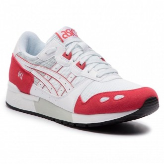 Asics Sneakers TIGER Gel-Lyte 1191A092 White/Rouge 104 [Outlet]