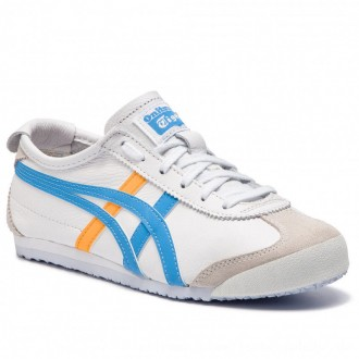 Asics Sneakers ONITSUKA TIGER Mexico 66 1182A078 White/Azul Blue 102 [Outlet]