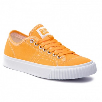 Asics Turnschuhe ONITSUKA TIGER Ok Basketball Lo 1183A204 Citrus/Citrus 801 [Outlet]