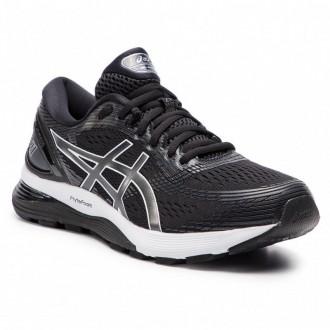 Asics Schuhe Gel-Nimbus 21 1011A172 Black/Dark Grey 001 [Outlet]