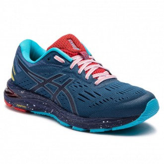 Asics Schuhe Gel-Cumulus 20 Le 1011A239 Grand Shark/Peacoat 400 [Outlet]