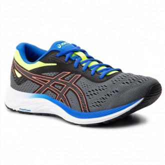 Asics Schuhe Gel-Excite 6 Sp 1011A594 Steel Grey/Black 020 [Outlet]