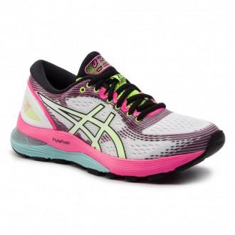 Asics Schuhe Gel-Nimbus 21 Sp 1012A502 Cream/White 100 [Outlet]