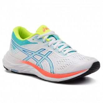 Asics Schuhe Gel-Excite 6 Sp 1012A507 White/Ice Mint 100 [Outlet]